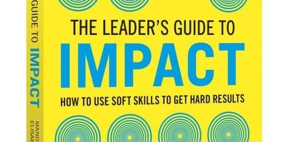 New book – The Leader's Guide to Impact